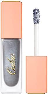 Oulac Makeup Metallic Liquid Eyeshadow, Steel My Heart, Silver, Grey, Shimmer, Glow, Face Highlighter, Long Lasting, Creas...