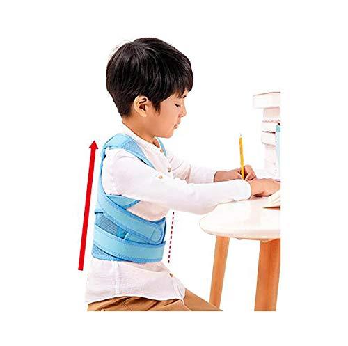 Fantastic Deal! LZLBBJ Children's Back Orthosis Children Correct Hunchback Artifact Students Anti-Hu...