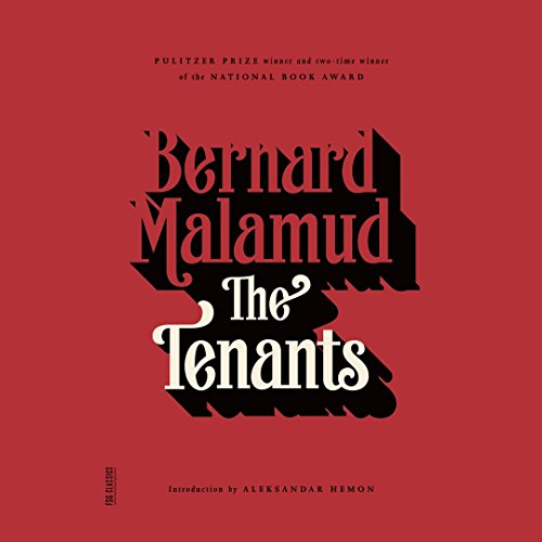 The Tenants audiobook cover art