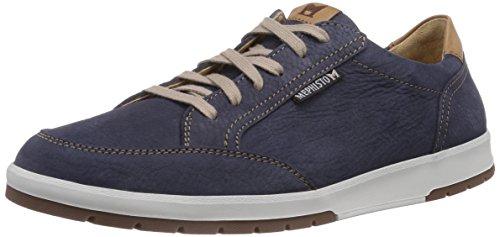 Mephisto Herren Ludo Sportbuck 1945/MANO 3535 Sneakers, Blau (Navy), 41.5