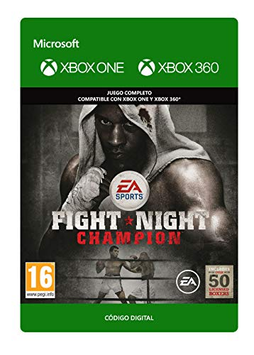 Fight Night Champion - Xbox One - Código de descarga