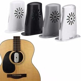 AuCatStore(TM) New Acoustic Guitar Bass Sound Holes Humidifier Black Moisture Reservoir