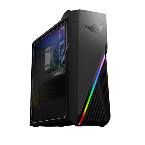 ASUS ROG Strix GA15 (2020), AMD Ryzen 7-3700X Gaming Desktop (32GB RAM/1TB...