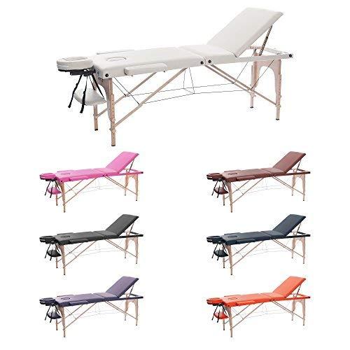 H-ROOT Mesa de Masaje de 3 Secciones...