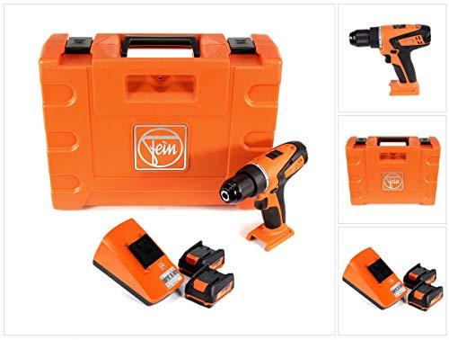 FEIN ABSU 12 Select accu-boormachine 12V 20Nm + 2x accu 3,0 Ah + oplader + koffer