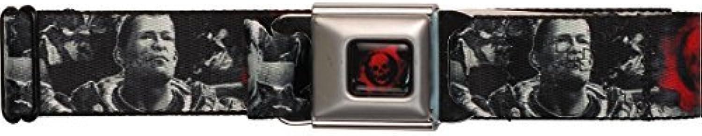 Precio al por mayor y calidad confiable. Gears Of War Group Pose Seatbelt Belt - for your your your pants (Snap Like Seatbelt Buckle) by Gears of War  envío rápido en todo el mundo
