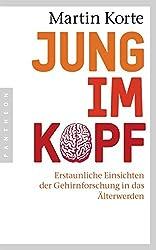 Buchcover - Jung im Kopf - Martin Korte
