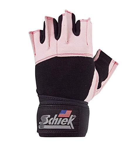 Schiek - Guantes Platinum Pink - 540 - M-Mediana