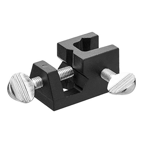 Eisco Labs Square Boss Head Clamp, Die Cast Alloy, up to 16mm Rods