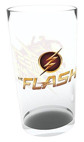 Vasos de Cerveza con Logo de Flash