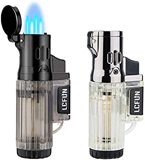 spark butane torch lighter