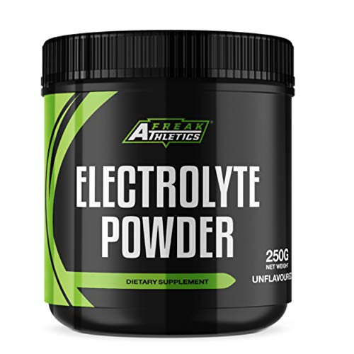 Electrolyte Powder - 250g of Premium Unflavoured Electrolytes - Suitable for Both Men & Women - Made in The UK High Quality Guaranteed