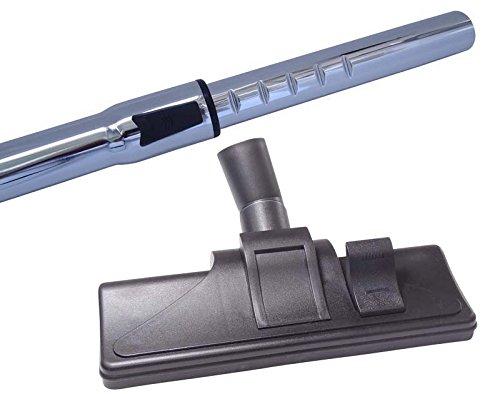 Chromé 35mm Tube télescopique pour aspirateur compatibles avec Kärcher A 2500en kit avec sta...