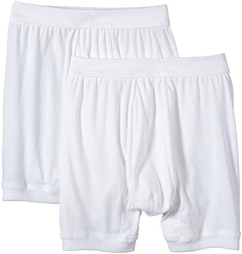 Trigema Herren 6853102 Slip, Weiß (Weiss 001), Large (Herstellergröße: 7) (2er Pack)