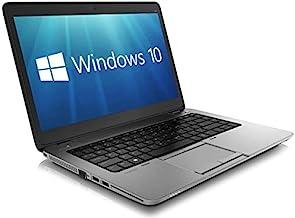 HP Elitebook 840 G2 de 14 Pulgadas Ultrabook PC portátil Intel Core I5-5300U, 16 GB de RAM, SSD de 256GB, WiFi, Webcam, Wi...