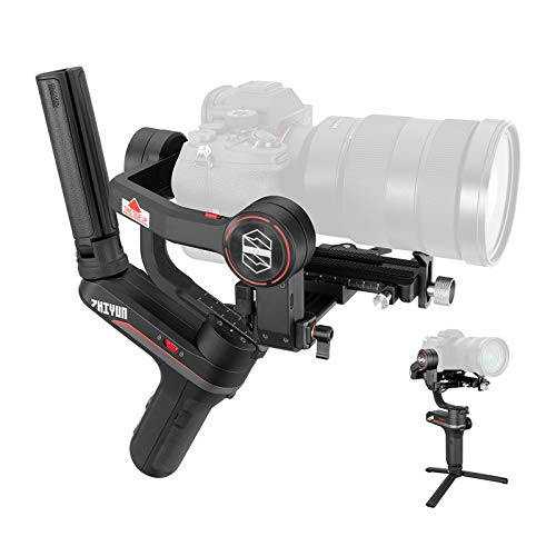 Zhiyun WEEBILL S Gimbal Stabilizer for DSLR & Mirrorless Camera Sony A7R3 A7M3 Canon...