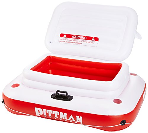 Pittman Outdoors PPI-ICELRG Cool Drifter Large Floating Ice Chest Cooler,Multi