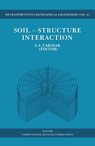 Soil-Structure Interaction (ISSN)