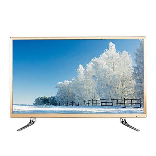XFF 42 Pulgadas TV Smart Network HD, Chip 64 bits, Multi-Screen Interactive, Todo El Diseño Marco Ultra Estrecho Aleación Aluminio, Televisión, Adecuado para Oficina En Casa De Apartamento