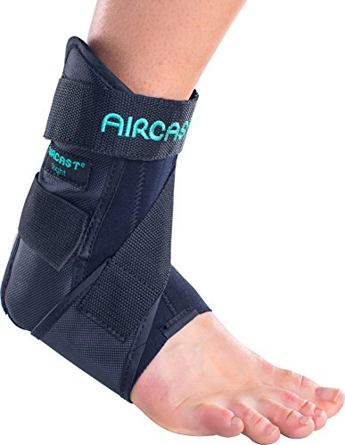 Aircast AirSport Ankle Support Brace, Right Foot, Medium