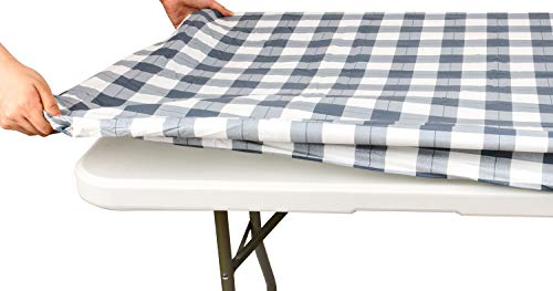 Top 10 tablecloth with elastic edge for 2021