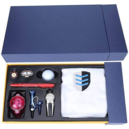 DAUERHAFT Material Kunststoff + Edelstahl Feines Verarbeitungswerkzeug Kit Ball Marker Hut Clip Kit Geschenk für Freunde, für Buddy