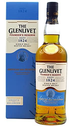 Glenlivet - Founder's Reserve Scotch - Whisky