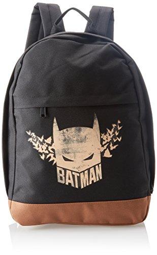 ABYstyle - DC COMICS - Batman - Mochila - Logo - Negro (35 x 12 x 41 cm)