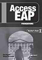 Access EAP - Foundations Teacher Book