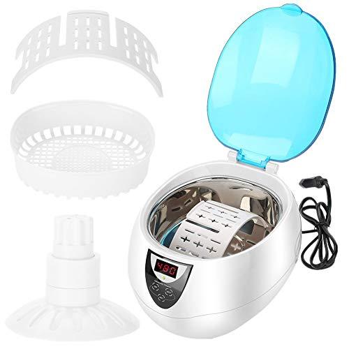 Ultraschall Nagel Werkzeuge Sterilisator, 750 ml Professionelle Metall Werkzeug Desinfizieren Maschine Waschgeräte Schönheit Desinfektion Gerät für Schmuck Brillen Uhr Reiniger