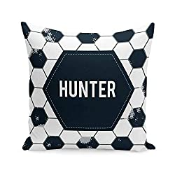 UNIQUE Personalised Cushion Sizes: Small 10 x 10 inches (25 x 25cm) Perfect Gift Idea Machine Washable Click CUSTOMISE NOW to personalise and enter the name you would like