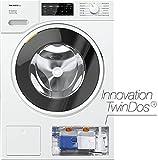 Miele WSG 663 WCS Frontlader Waschmaschine / 9 kg / automatische Dosierung - TwinDos / Vorbügeln / Vernetzung / Watercontrol-System / Hygiene-Option - AllergoWash / 1400 U/min [Energieklasse A]