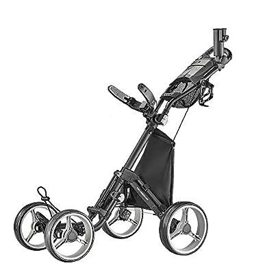 CaddyTek Wheel Golf Push