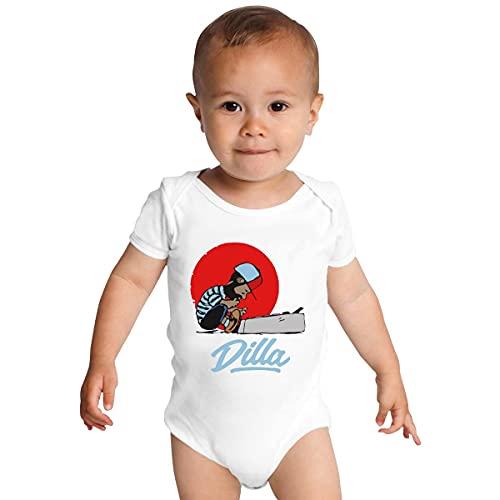 Huang J Dilla - Mono para bebé