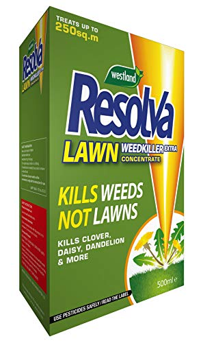 Resolva Concentrate Lawn Weedkiller Extra