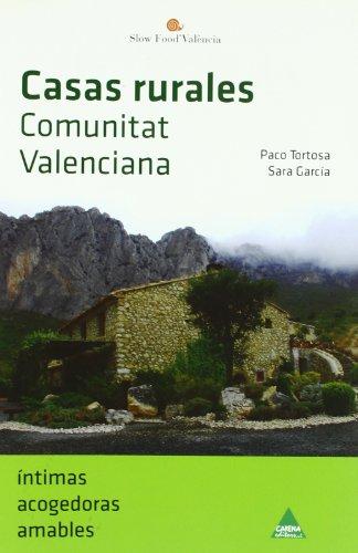 CASAS RURALES COMUNITAT VALENCIANA