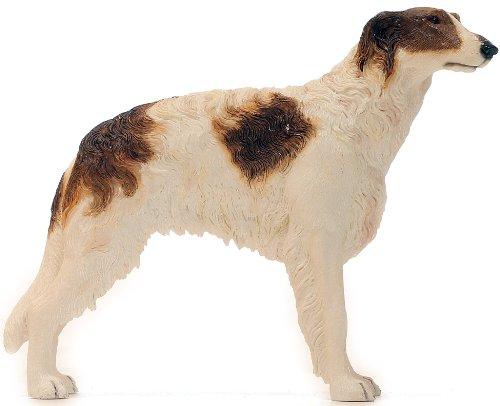 Borzoi Figurine décorative pour chien