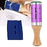 Quemador de rodillo de masaje de moxibustión Moxa Stick Burner Holder Mini Wood Moxa Box Caja de curación portátil para acupuntura tradicional china para aliviar el dolor