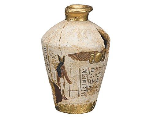"""Nobby Aqua Ornaments \""""ÄGYPTISCHER KRUG\""""  12,0 x 12,0 x 17,5 cm"""