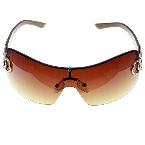 CHRISTIAN GAR Neo 9507 159-50 110 C1 Gafas De Sol Para Mujer Colección Neo Complementos 2020 Montura De Metal Color Marron