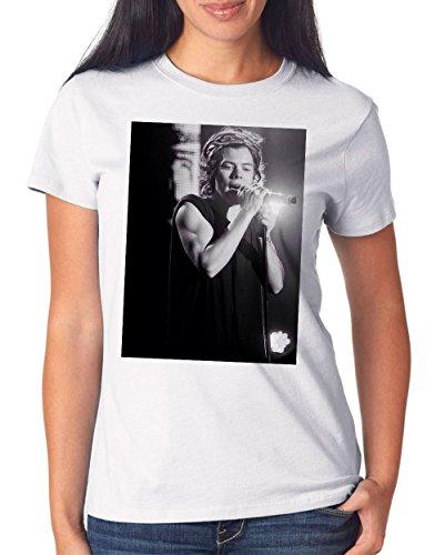 Styles Micro T-Shirt Girls Blanco-M