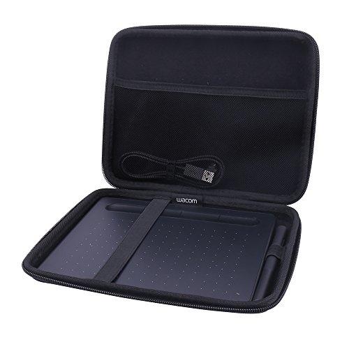 Hart Taschen Hülle für Wacom Intuos S Stift-Tablett fits Small CLT-4100 CTL-472-N Series von Aenllosi