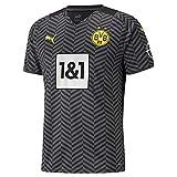 Puma - Borussia Dortmund Temporada 2021/22 Camiseta Segunda Equipación, Hombre