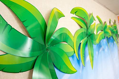 Teacher Created Resources Tropical Trees Bulletin Board (5859) Photo #2