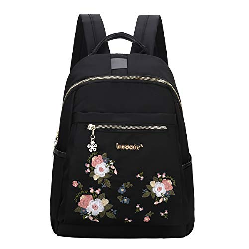 Eshow Women Backpack Nylon Shoulder Bag Handbags Bag Oxford for Fashion Trend Shopping and Leisure Student Girl School