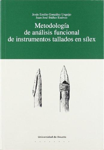 Metodología de análisis funcional de instrumentos tallados en sílex (Arqueología)