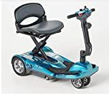 EV Rider Transport AF+ - Automatic Folding Scooter with Remote Lithium...