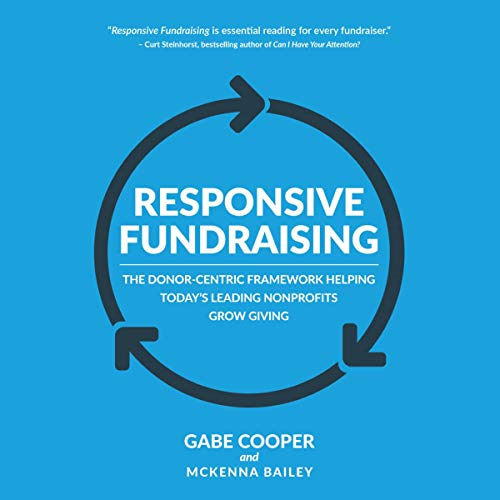 Responsive Fundraising cover art