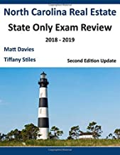 North Carolina Real Estate State Only Exam Review