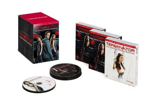 ターミネーター:サラ・コナー クロニクルズ 〈シーズン1-2〉コンプリートDVD BOX Soft Shell(初回限定生産/16枚組)